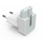 An image showing Duckhead-eurostekker voor een laptop-PSU van Apple
