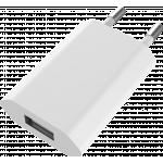 An image showing USB-A-oplaadadapter 5 W met Eurostekker