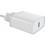 An image showing USB-C-oplaadadapter van 20 W met Eurostekker