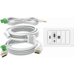 An image showing Lot de dalles et de câbles TC3 3m (9,8pi)