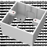 An image showing Enkelvoudige TC3-opbouwcontactdoos VK