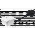 An image showing TC3 Módulo de tomada de corrente, modelo inglês
