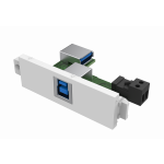 An image showing TC3 Módulo USB-B a USB-A con circuito de amplificador activo