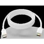 An image showing Câble HDMI blanc 1m (3,2pi)
