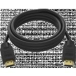 An image showing Câble HDMI Noir 3m (9,8pi)