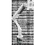 An image showing Bordarm til fladskærm 100 x 100