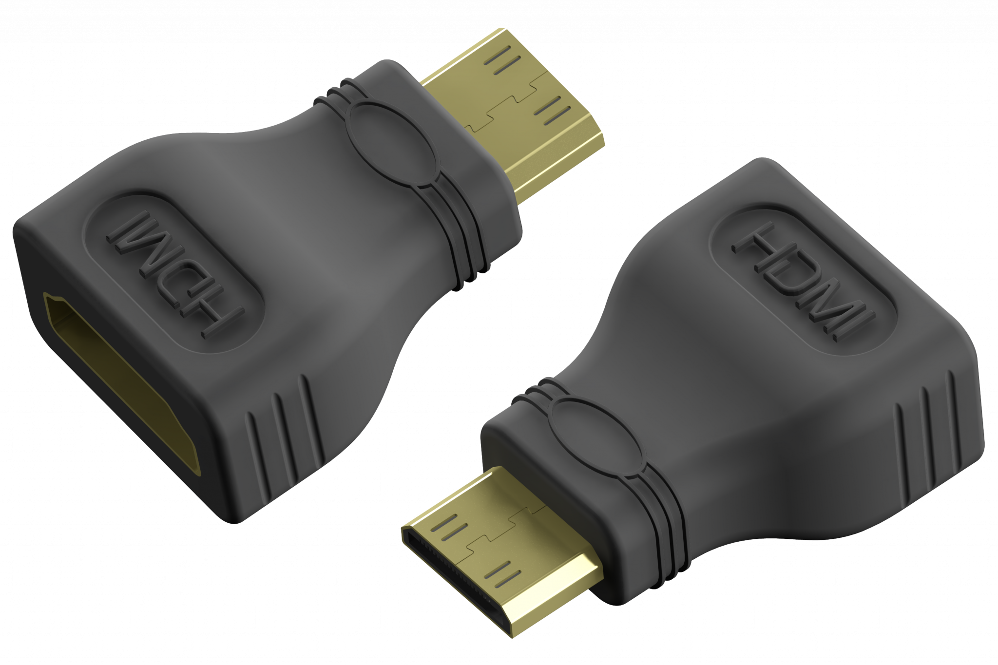 Mini-HDMI to HDMI Adaptor
