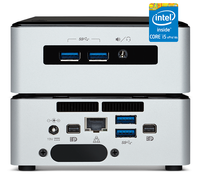 VMP-5I5HYHE with intel logo