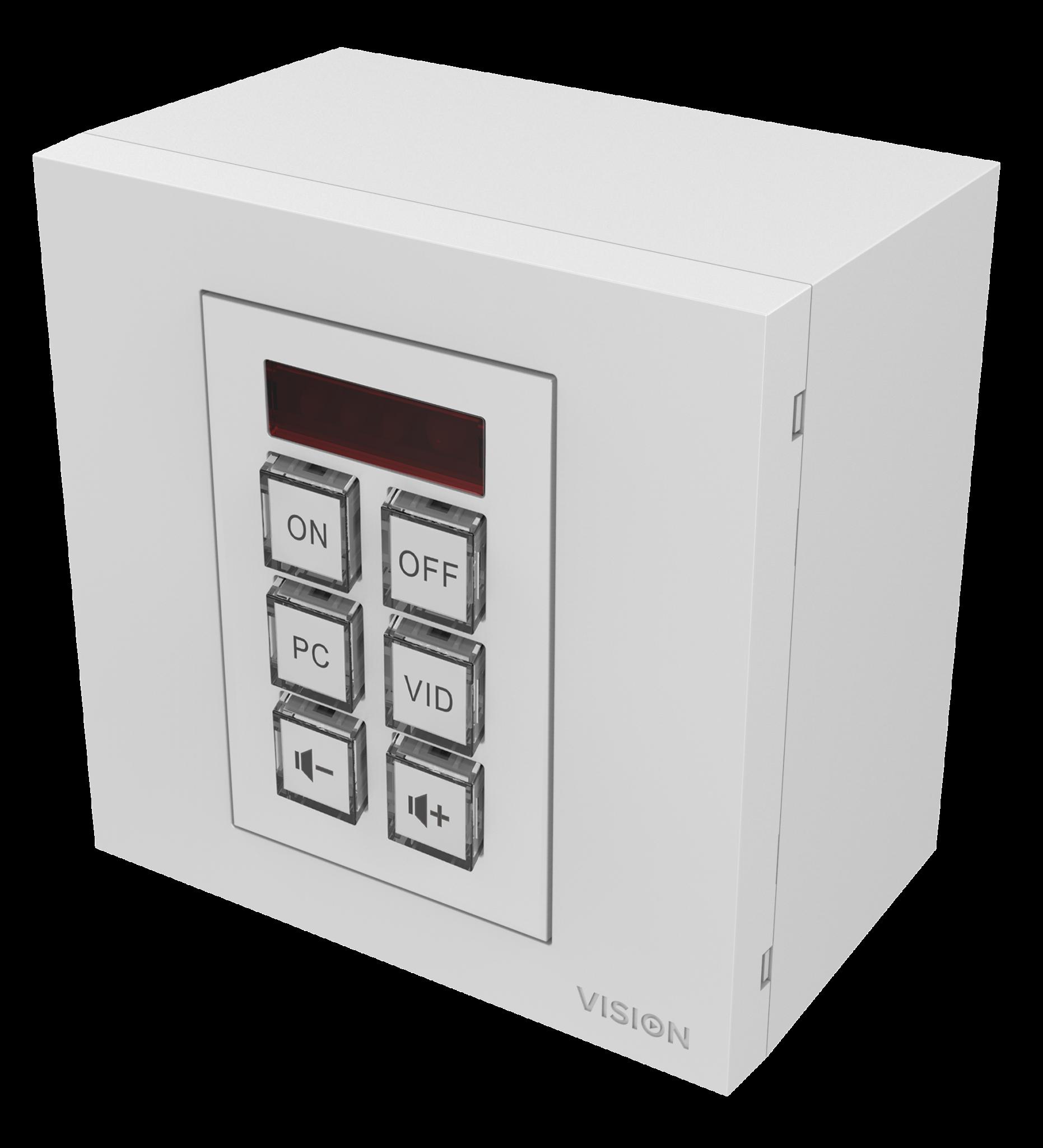 tc3 ctl universal control vision pro av products