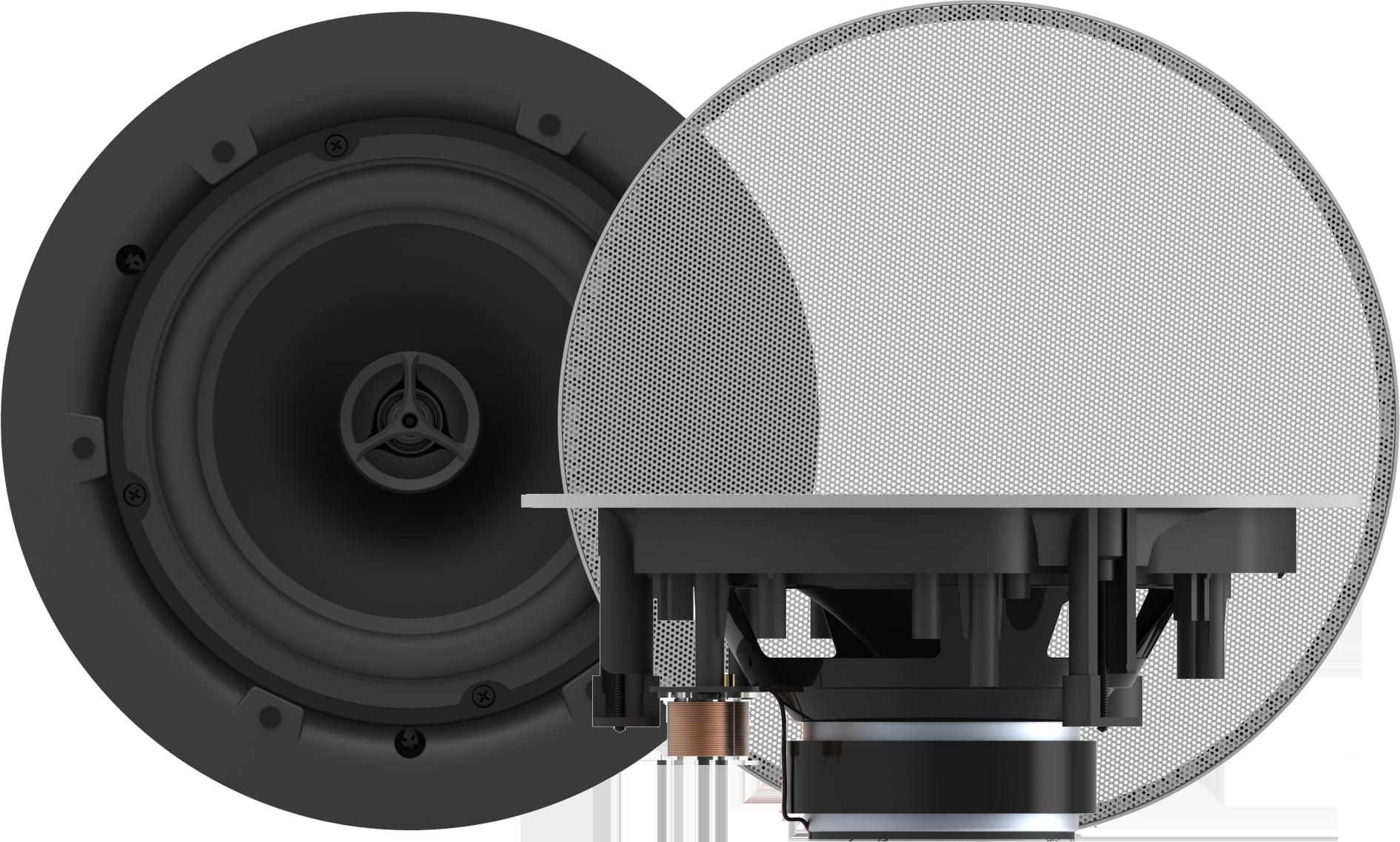 CS-1800 Pair Ceiling Loudspeakers - VISION Pro AV Products