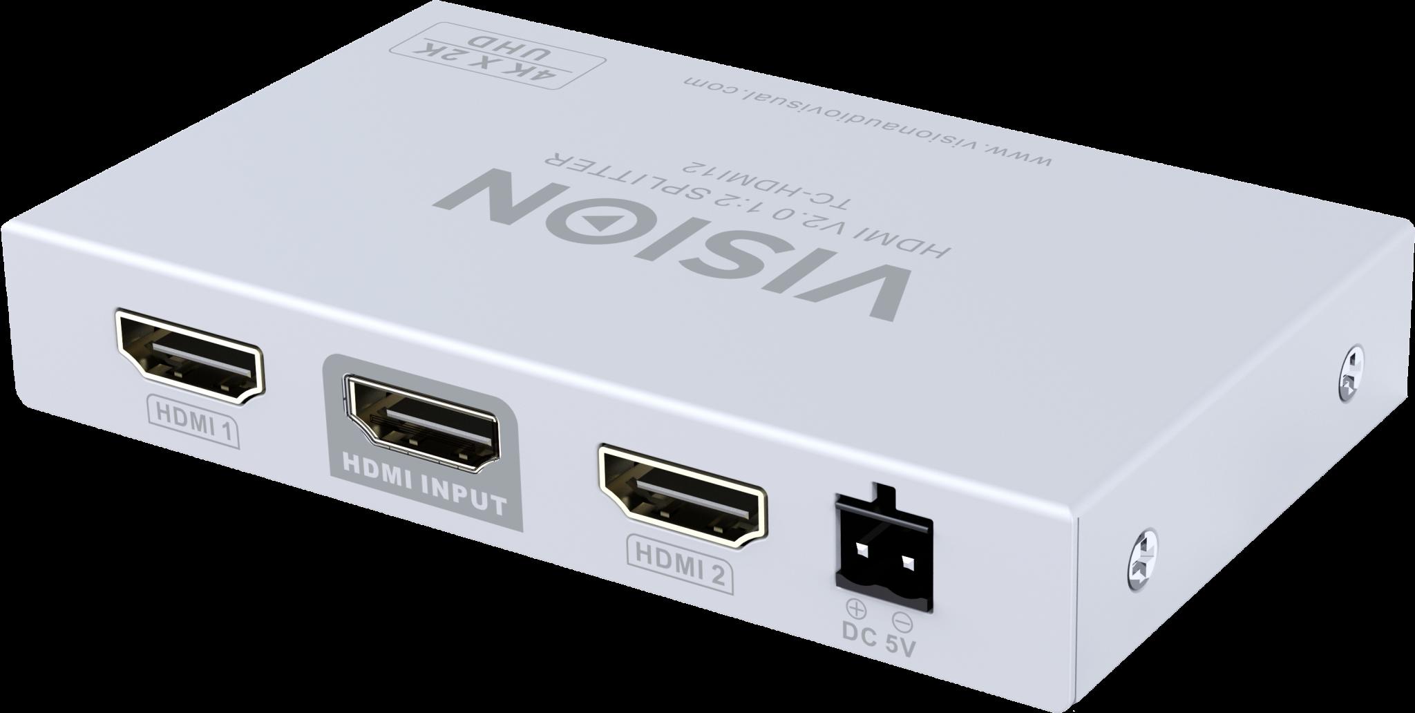TC-HDMI12 HDMI Splitter | Vision Audio Visual